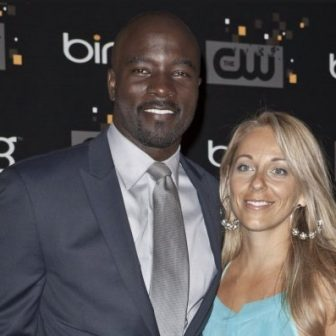 Iva Colter Actor Mike Colter's Wife
