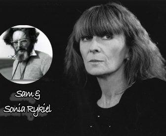 Sam Rykiel Designer Sonia Rykiel's Ex- Husband