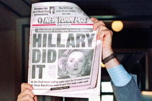 Vince Foster suicide pconspiracy