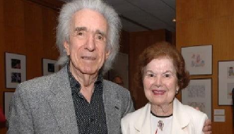 Gwen Hiller Arthur Hiller's Wife
