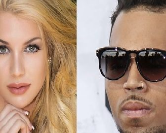 Baylee Curran Chris Brown Beauty Accuser