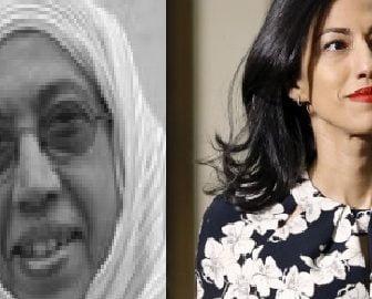 Saleha Mahmood Abedin : Huma Abedin's Mother