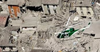 PHOTOS: Italy earthquake aftermath shocking images!