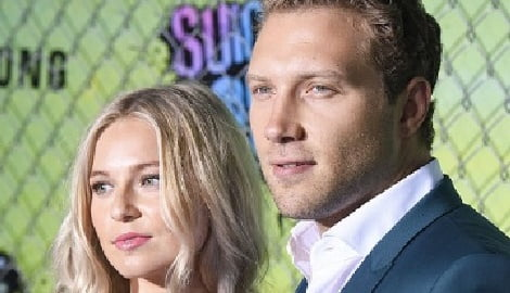 Mecki Dent Jai Courtney's girlfriend
