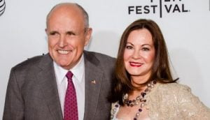 Judith Giuliani Rudy Giuliani's Husband
