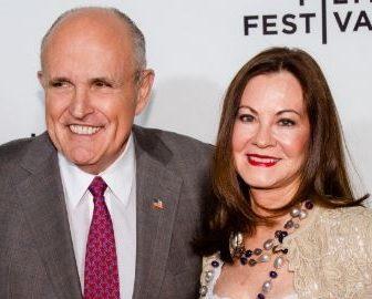 Judith Giuliani Rudy Giuliani's wife