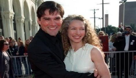 Christine Gibson Actor Thomas Gibson's Wife