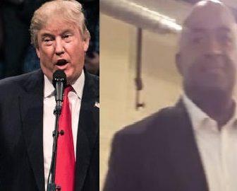 Vincent Bordini Donald Trump campaign staffer