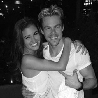 Hayley Erbert Derek Hough's Hot Girlfriend