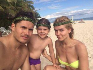 gleb-savchenko-wife-elena-samodanova-pictures