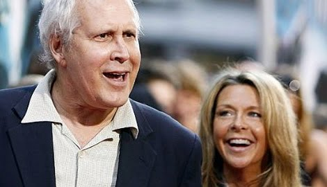 Jayni Chase Chevy Chase's Wife