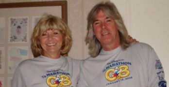 Georganne Williams AC/DC Cliff Williams' Wife