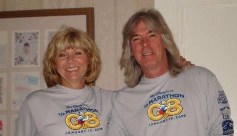 Georganne Williams AC/DC Cliff Williams' Wife