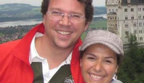 Daan de Kroon Fabiola Bittar de Kroon's husband