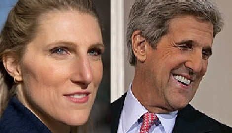 Vanessa Kerry John Kerry's daughter