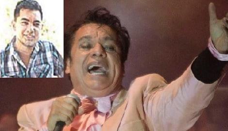 Efraín Martínez Singer Juan Gabriel's Boyfriend
