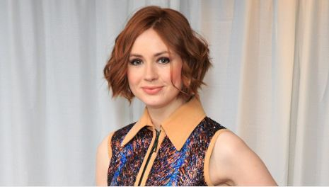 Who is Karen Gillan's boyfriend?
