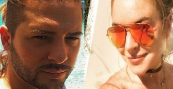 Dennis Papageorgiou Lindsay Lohan's New Boyfriend