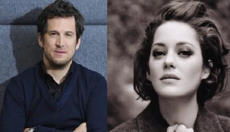 Guillaume Canet Marion...