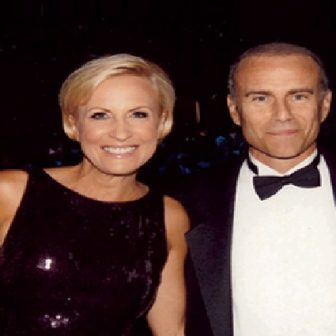 Jim Hoffer TV Host Mika Brzezinski's Ex-Husband