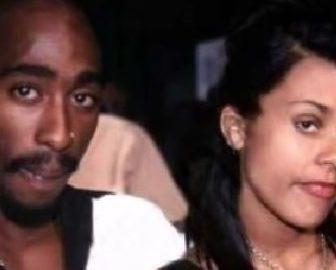 Kidada Jones Tupac Shakur's Girlfriend