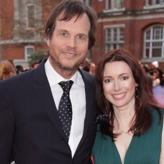 Louise Newbury Bill Paxton's Wife