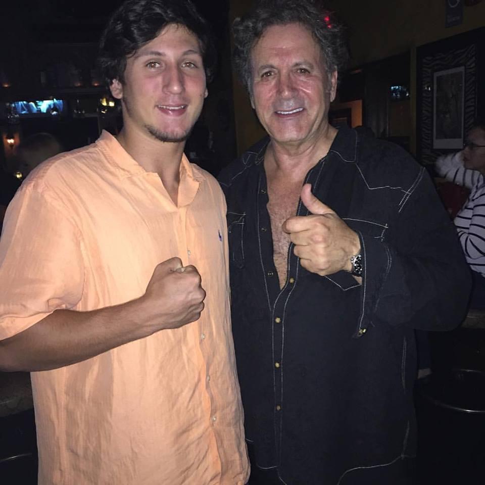 Dante Stallone Sylvester Stallone's Half-Brother (Bio, Wiki) Frank ... Xoloitzcuintli