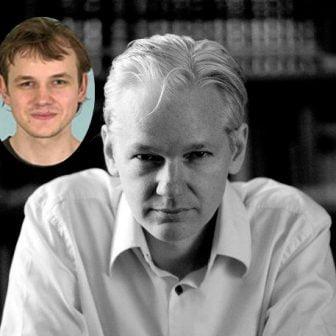 Wikileaks Julian Assange's Son Daniel Assange