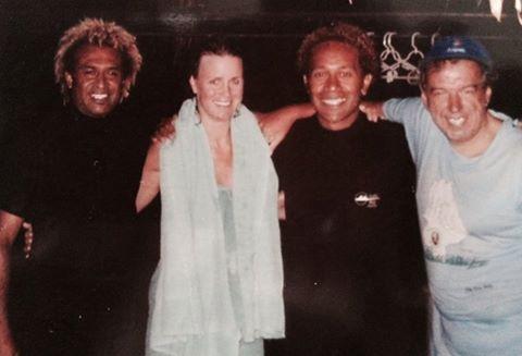 Kathy Temperton Thriller Songwriter Rod Temperton's Wife ...