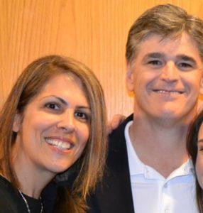 Jill Rhodes Hannity is Sean Hannity's Wife