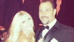 Glenn Cadrez playmate Brande Roderick's husband