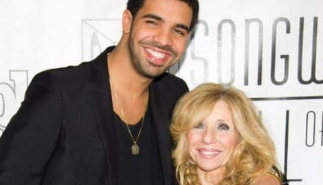 Sandi Graham - Drake's Mother