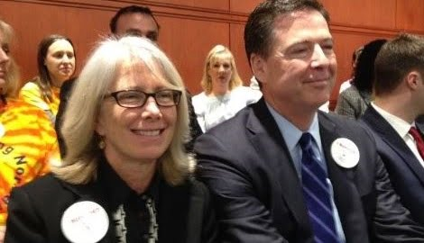 Patrice Failor FBI James Comey's Wife