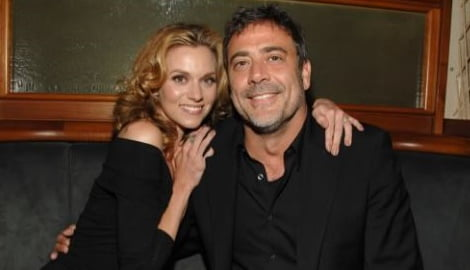 Hilarie Burton Jeffrey Dean Morgan's Wife