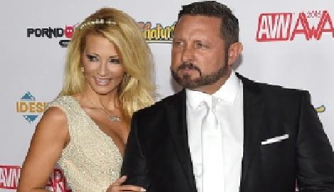 Brad Armstrong Porn Star Jessica Drake's Husband