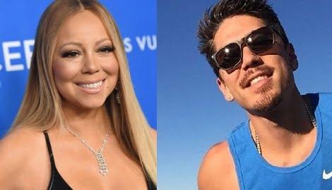 Bryan Tanaka Mariah Carey's Backup Dancer