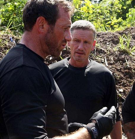 Mark Billingham Brad Pitt & Angelina Jolie's Ex- Bodyguard
