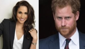 Meghan Markle Prince Harry's actress crush