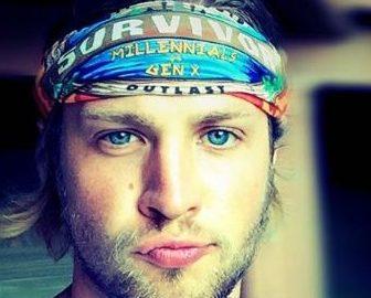 Taylor Stoker Snowboarder on Survivor 33