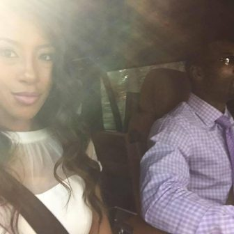 Calvin Johnson's Wife Brittney McNorton