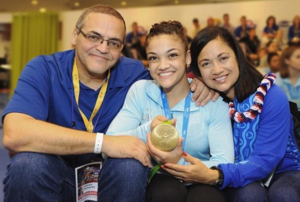 Laurie Hernandez Parents Anthony Amp Wanda Hernandez Bio