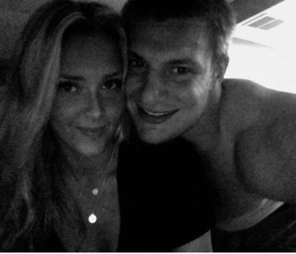 Camille Kostek Parents: Rob Gronkowski's Girlfriend Camille Kostek (Bio, Wiki