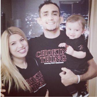 Cristina Ferguson  MMA Tony Ferguson's Wife