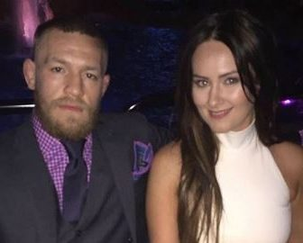 Conor McGregor's Girlfriend Dee Devlin
