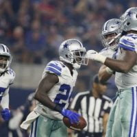 Dallas Cowboys Wags