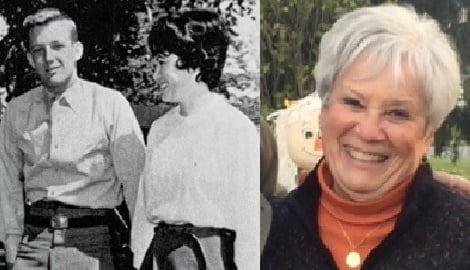 Fran D'Agati Dunn: Mystery woman in Trump's photo!