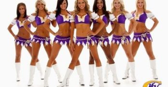 Top 10 Minnesota Vikings Wags