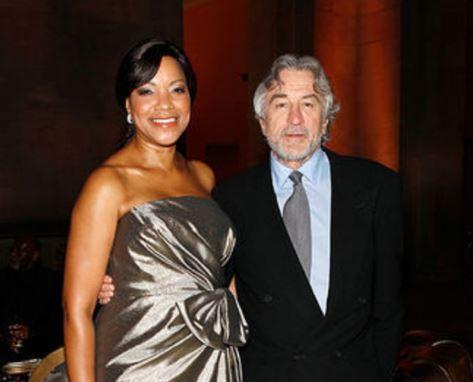 Robert De Niro's Wife Grace Hightower ...