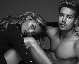 Laurens van Leeuwen VS model Romee Strijd's Boyfriend