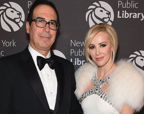 Louise Linton Steven Mnuchins Wife Bio Wiki